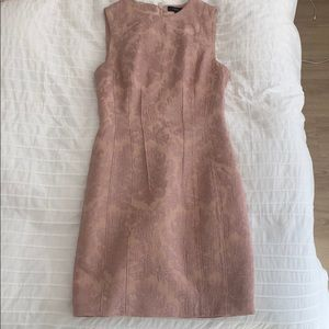 Theory jacquard dress